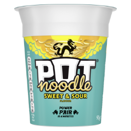 Pot Noodle Sweet and Sour Standard 90g