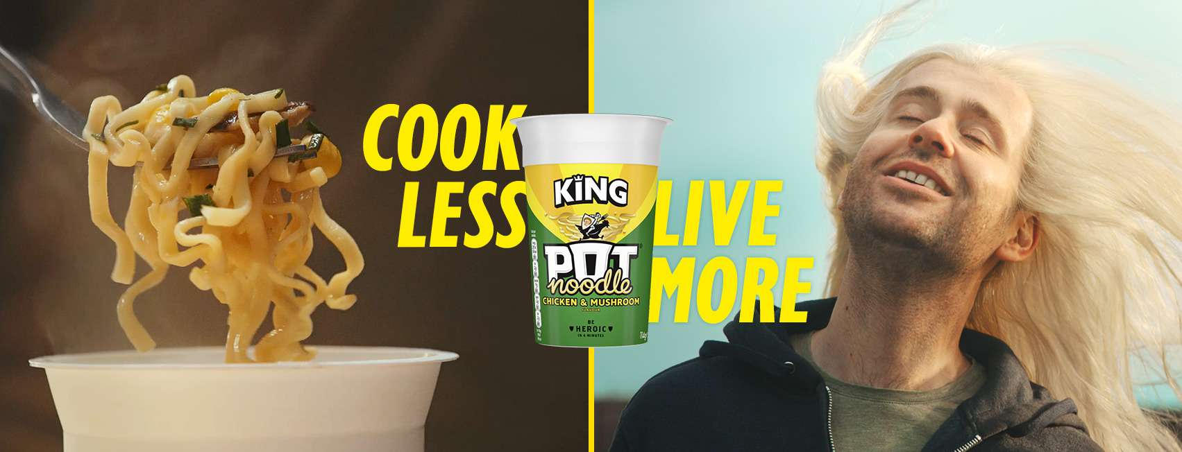 Cook Less Live More