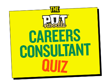 Virtual Alternative Career Fair - Pot Noodle